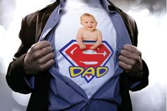 ER DU EN SUPERPAPPA?  Det er mange meninger om hva en god far er. Her er fedrenes egne svar! (http://farogbarn.no/?p=2830)