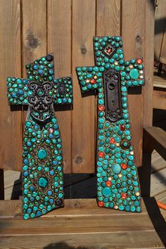 These are sooo great!  + Rustic Crosses +
