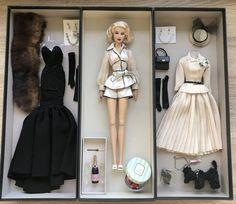 Lana Turner, Will Turner, Barbie Dream, Beautiful Barbie Dolls, Doll Clothes Barbie, Barbie Doll House, Vintage Barbie Clothes, Vintage Dolls, Fashion Royalty Dolls