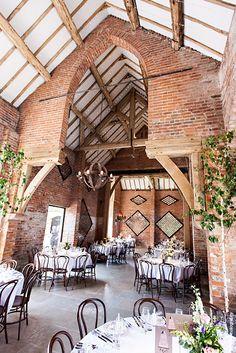 Shustoke Farm Barns wedding venue in Warwickshire