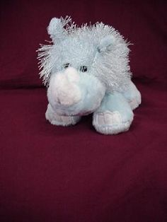 WEBKINZ RHINO (RETIRED)~ PLUSH ONLY ~ NO CODE ~ FREE SHIPPING $7.00