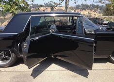 Black Beauty Interior | Green-Hornet-1965-Chrysler-Imperial-Movie-Car