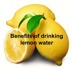 Drink Lemon Water Here is why... Good for stomach,Excellent for Skin Care,Aids in Dental Care,Cures Throat Infections,Good for Weight Loss,Controls High Blood Pressure,Assist in curing Respiratory Disorders,Good for treating Rheumatism,Reduces Fever, and Acts as a blood purifier