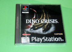 Videojuego play one-PLAYSTATION ONE-  DINO CRISIS pal