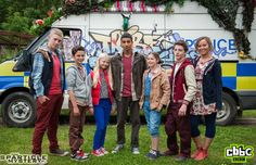The Sparticle Mystery Series 2. This is literally one of the best shows on CBBC.