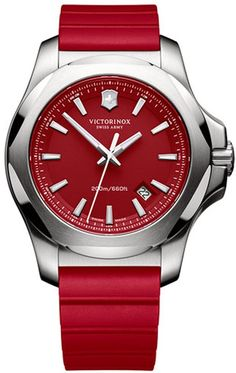 Men's watch VICTORINOX INOX Amazon.ca - 545 $