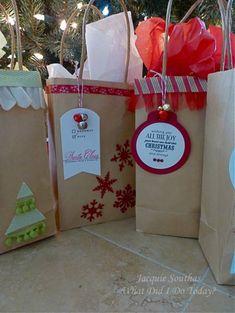 Christmas Gift Bags