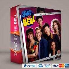 Salvado por la Campana #Colección completa (Serie + 5ta temporada + 3 Películas + 3 Especiales de TV) #DVD #BluRay RetroReto.com Pedidos: 0414.4027582