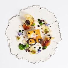 """In #Paris ceramists are creating beautiful dishes for some of the city's chicest restaurants  including @HotelThoumieux where the Michelin-starred chef @Sylvestre_Wahid serves his artful food on equally imaginative dishes designed in collaboration with the French potter Isabelle Poupinel. """"I love the handcrafted aspect of her creations; the dimensions the natural mineral aspects to them"""" Wahid says. """"This parallelism between the content and the containers is really an interesting way to…"""