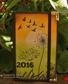 Kersten's Kreativkiste: Kalender 2016