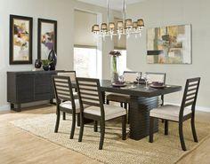 3.Hiasan Untuk Ruang Makan Setelah dapat menata ruang makan dengan desain yang indah dan rapi, tentunya akan menentukan hiasan sebagai elemen pelengkap. Pilihlah hiasan yang tepat sesuai dengan desain ruang makan Anda.