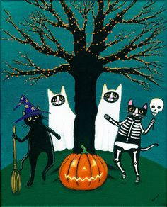 Halloween Celebration 2011 by Kilkennycat, via Flickr