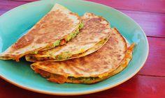 Guacamole tortilla | Street Kitchen