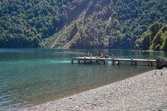 Lago Lacar. San Martin de los Andes. Neuquen. Patagonia. Argentina