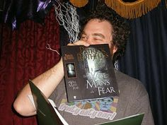 The Wertzone: Patrick Rothfuss announces WISE MAN'S FEAR deadline - Kingkiller Chronicle | LIKE EolianTavern on Facebook at www.facebook.com/eoliantavern!