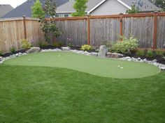 Artificial Turf - Putting Green