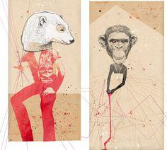 Rafa-kids : Illustration /graphic design – Asia Gwis . Kavka