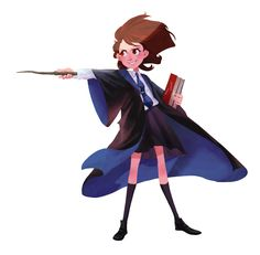 """in Hogwarts XDDDD I knew I am going to be sorted in Ravenclaw, my wand is sycamore wood with a Dragon heartstring core 12 ½"""" and reasonably supple flexibility. Harry Potter Drawings, Harry Potter Anime, Harry Potter Fan Art, Harry Potter Characters, Harry Potter Universal, Harry Potter Hogwarts, Ravenclaw, Hogwarts Mystery, Hogwarts Houses"""