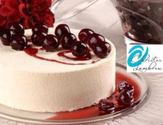 Amarena - White Chocolate Chocolate Lovers, Chocolate Cakes, Just Cakes, Pastry Chef, Christmas Desserts, My Recipes, Panna Cotta, Food Photography, Cheesecake