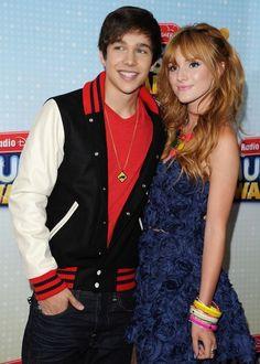 Austin Mahone and Bella Thorne ~ Radio Disney Music Awards