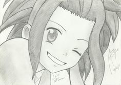 fairy tail sketch - Google Search