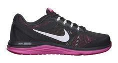 $99.97 - Nike Dual Fusion Run 3 Sz 12 Womens Running Shoes Grey New In Box #shoes #nike #2013