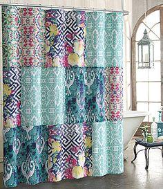 Poetic Wanderlust by Tracy Porter Florabella Shower Curtain #Dillards