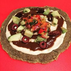 Mexican Pizza, Plant Based Protein, Mole, Health Coach, Ios App, Raw Vegan, Healthy Fats, Raw Food Recipes, Thats Not My