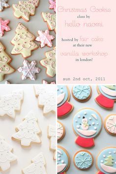 Hello Naomi classes at Fair Cake in LONDON!! by hello naomi, via Flickr