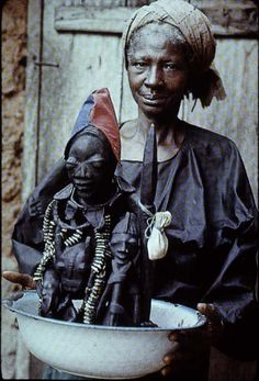 Yoruba Eshu : Èṣù (other names include Exu, Eshu Eleggua, Esu Elegbara, Eshu Elegbara, Elegba, Legba, Papa Legba and Eleda) is both an orisha and one of the most well-known deities of Yorùbá religion and related New World traditions.