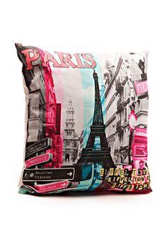 Club-E Paris Color Kırlent - paris color Markafoni'de 40,00 TL yerine 19,99 TL! Satın almak için: http://www.markafoni.com/product/3361622/