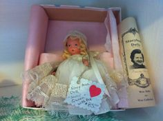 Nancy Ann Story Book Doll with box