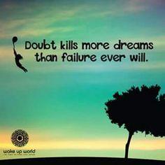 No more doubt!