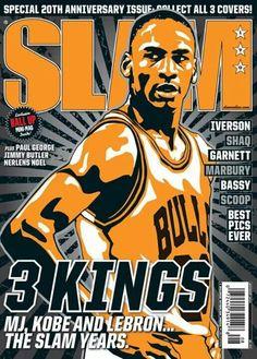 Michael Jordan (SLAM Magazine)