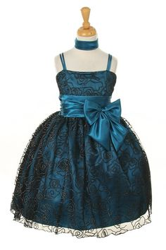 http://childrensdressshop.com/home/74-metallic-glitter-charmeuse-party-dress-in-teal-amhearst.html