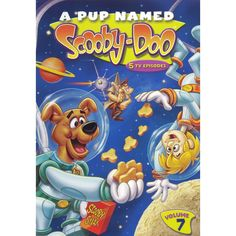 a pup named scooby doo vol 7