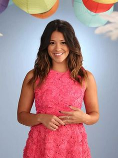 Gina Rodriguez, Best Actress (comedy, TV) nominee for JANE THE VIRGIN