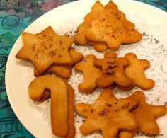 Recipe: Grain-Free Holiday Roll Out Cookies (SCD/GAPS) post image
