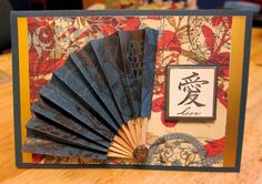 Asian Valentine's Day Card by FL Crafter - Cards and Paper Crafts at…