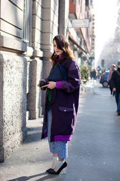 Eleonora Carisi - via thesartorialist