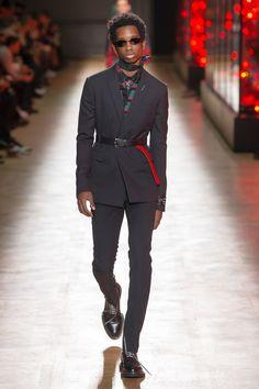 Dior Homme | Menswear - Autumn 2018 | Look 23