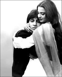 Amitabh Bachchan-Rekha