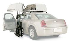 Eureka Solutions - Chair Topper Vehicle conversion Adaptation automobile 1-866-562-2555