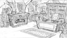 Cartoon Background, Animation Background, Art Background, Environment Sketch, Bg Design, Design Art Drawing, Interior Design Sketches, Disney Concept Art, Environmental Art