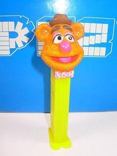 Fozzie Bear (The Mupets) Pez Dispenser