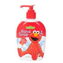 Bulk Sesame Street Elmo Cherry-Berry Scented Liquid Hand Soap, 8-oz. Bottles at DollarTree.com