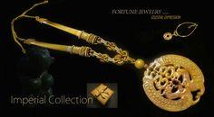 Fortune Jewelry | Carved Jade Jewellery
