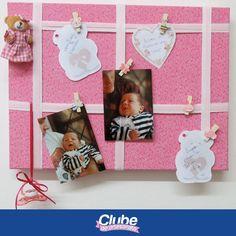 Quadro de recados infantil (clique na foto e confira)