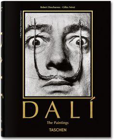 Salvador Dalí. The Paintings. TASCHEN Books (Klotz, TASCHEN 25 Edition)