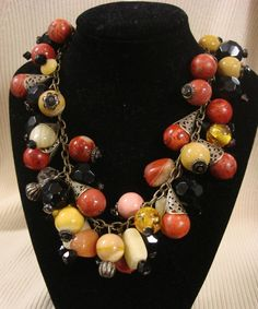 Beautiful handmade necklaces